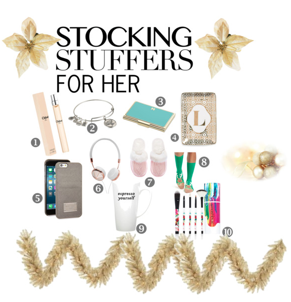 Holiday Gift Guide: Stocking Stuffers under 25!