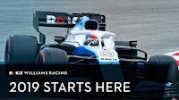 Williams F1 filmowa zapowiedź sezonu