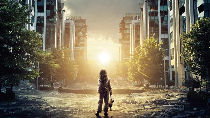 Закат цивилизации, Вымирание, Фантастика, Рецензия, Обзор, Отзыв, Мнение, Extinction, Extinction 2018, SciFi, Review, Netflix