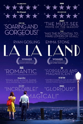 La La Land: Una historia De Amor (2016) [BRrip 1080p] [Latino] [Musical]