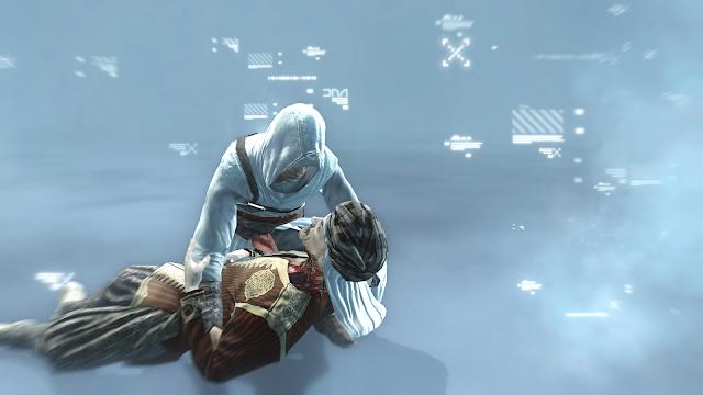 Salah Satu Scane Yang Ada Pada Assassin's Creed