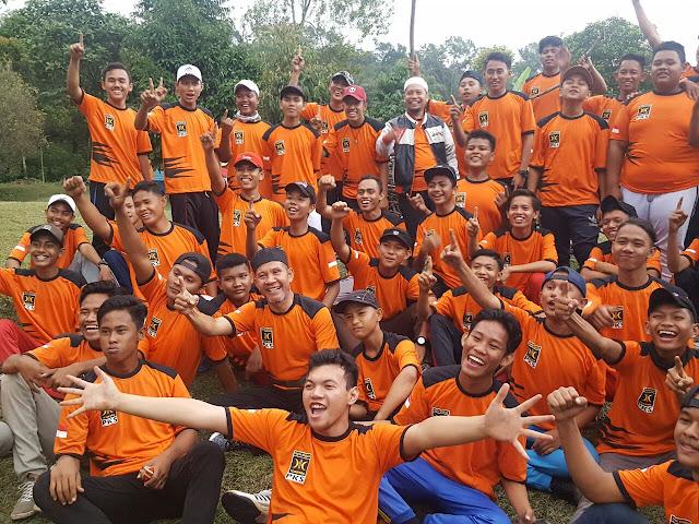 PKS Muda Medan Labuhan ikuti Kemah Religi di Sibolangit