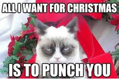 funny merry christmas joke and sms