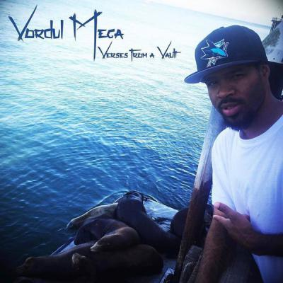 Vordul Mega - Verses From A Vault - Album Download, Itunes Cover, Official Cover, Album CD Cover Art, Tracklist