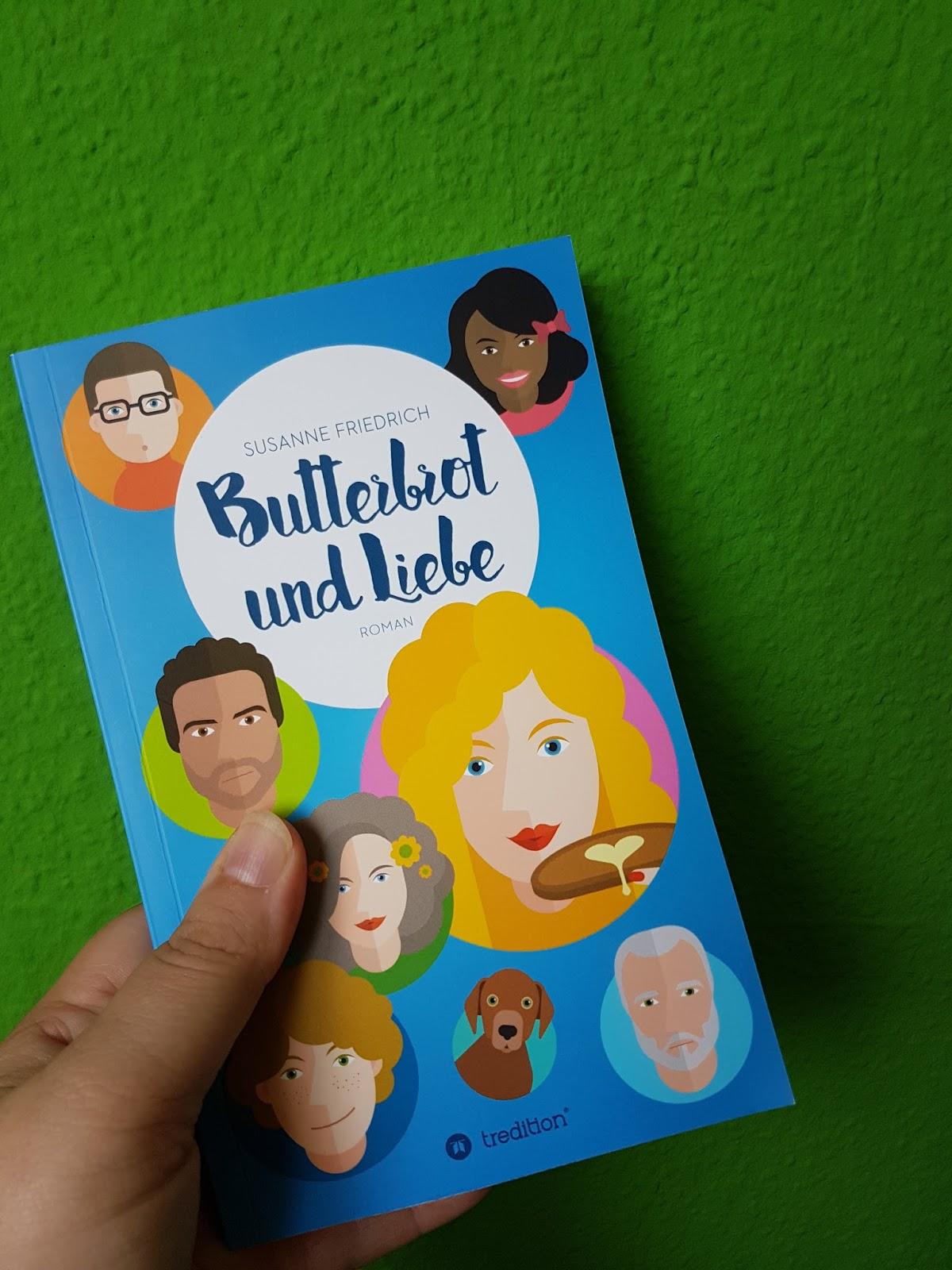 dufttrunken: Rezension: \'Butterbrot und Liebe\' von Susanne Friedrich