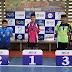 Mesatenista de Jundiaí conquista 3 medalhas na Copa Norte-Nordeste em Maceió