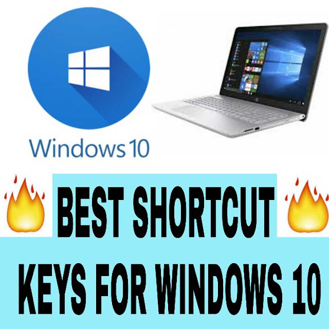 Best Shortcut Keys For Windows 10