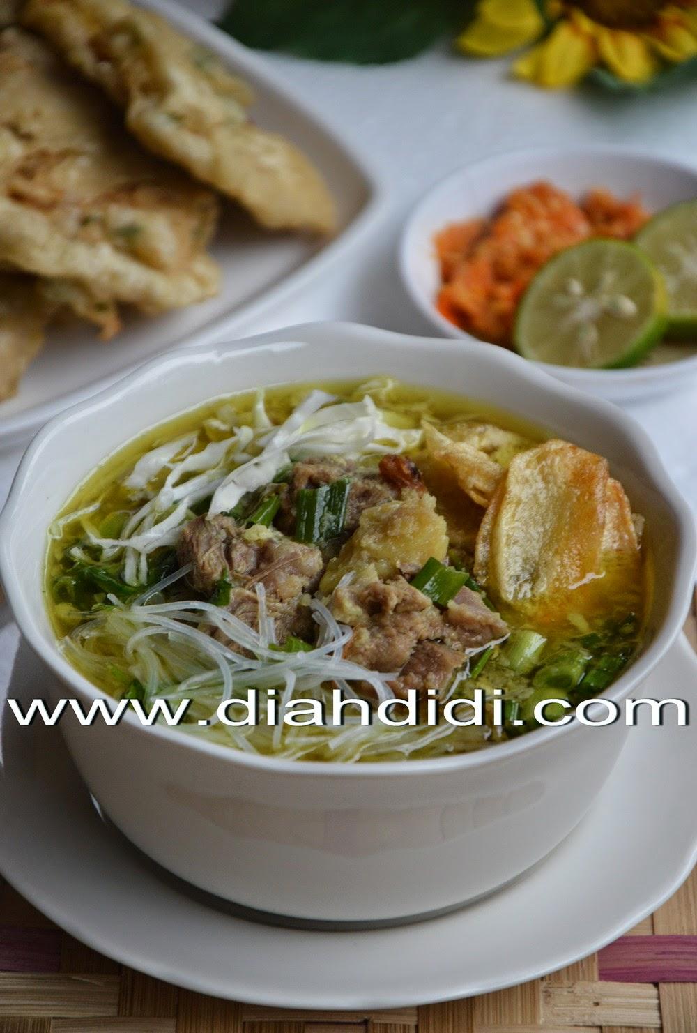 Resep Soto Boyolali : resep, boyolali, Didi's, Kitchen:, Daging, Madura