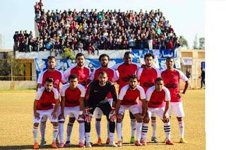 """صعود فريق نادي بيلا الرياضي بكفرالشيخ للدوري الممتاز """" ب"""" عقب غياب دام ١٢ عام"""