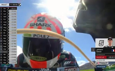 Hasil Lengkap Latihan Bebas 3 Moto2 Red Bull Ring, Austria 2016