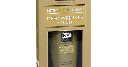R.O.C. Retinol Correxion Deep Wrinkle Serum (Review)
