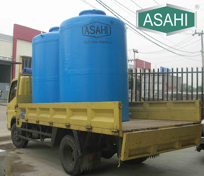 Water Storage Tank, Tangki Air Fiberglass