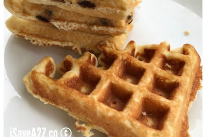 Low Carb and Keto Fluffy Waffles