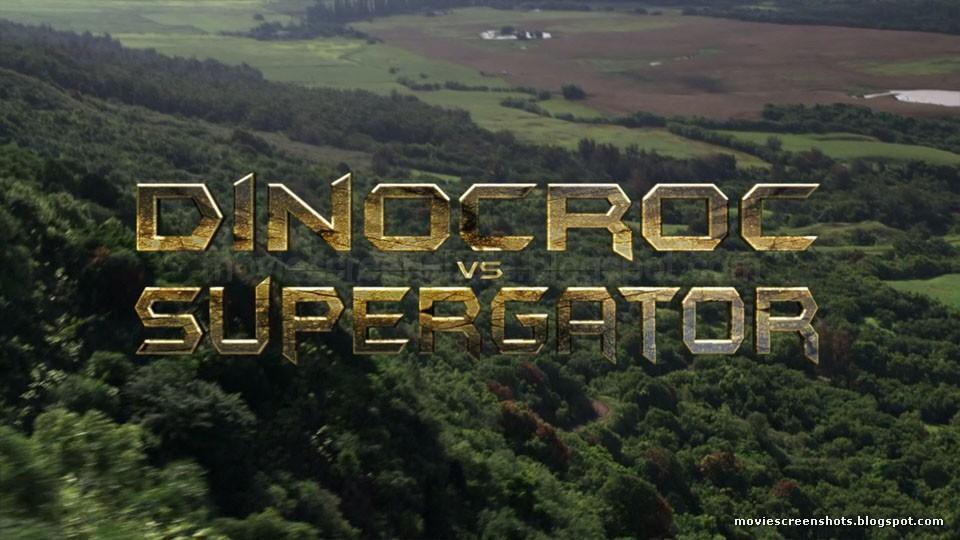 Dinocroc Vs Supergator Cast