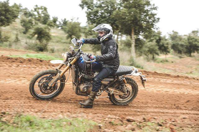 Peanut Butter Coast 2019 Triumph Scrambler 1200 Xc Xe Review
