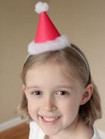 Noel Baba Şapkası Yapımı
