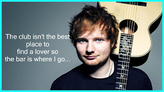 Lirik Lagu ed sheeran – shape of you