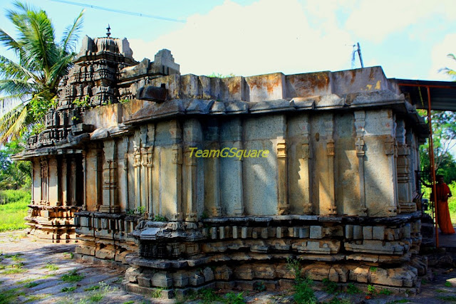 Sri Mahalingeshwara Temple, Sante Bachahalli