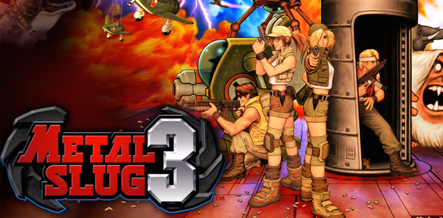 Download METAL SLUG 3 Mod Apk OBB