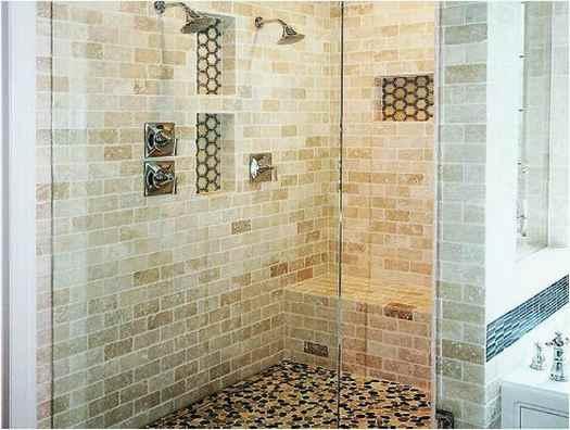 Bathroom Renovation Walk In Shower