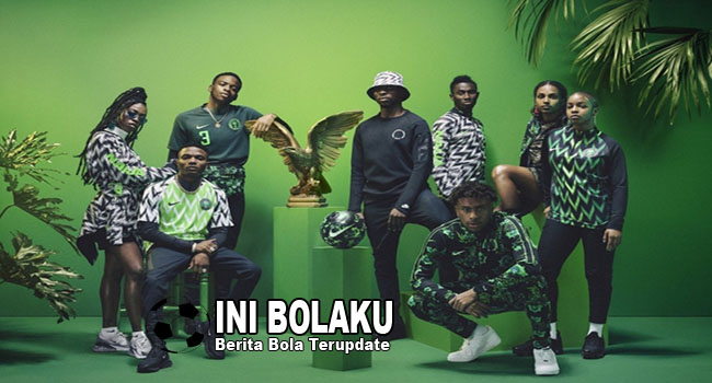 Jersey Nigeria, Jersey Yang Paling Laris Di Piala Dunia 2018