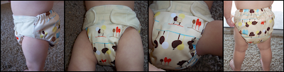 Grovia Cloth Diaper Shell