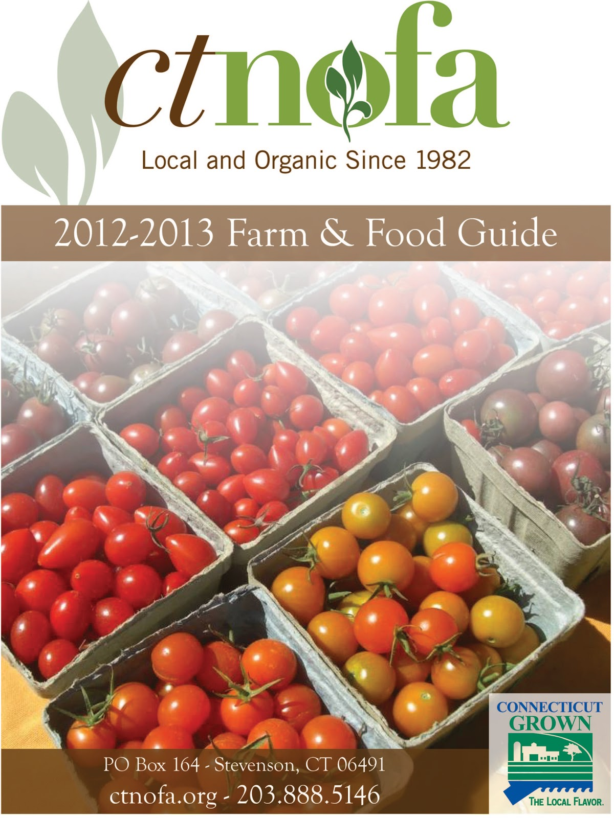 2012 CT NOFA Farm and Food Guide