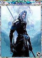 Ulimate Hero Sephiroth