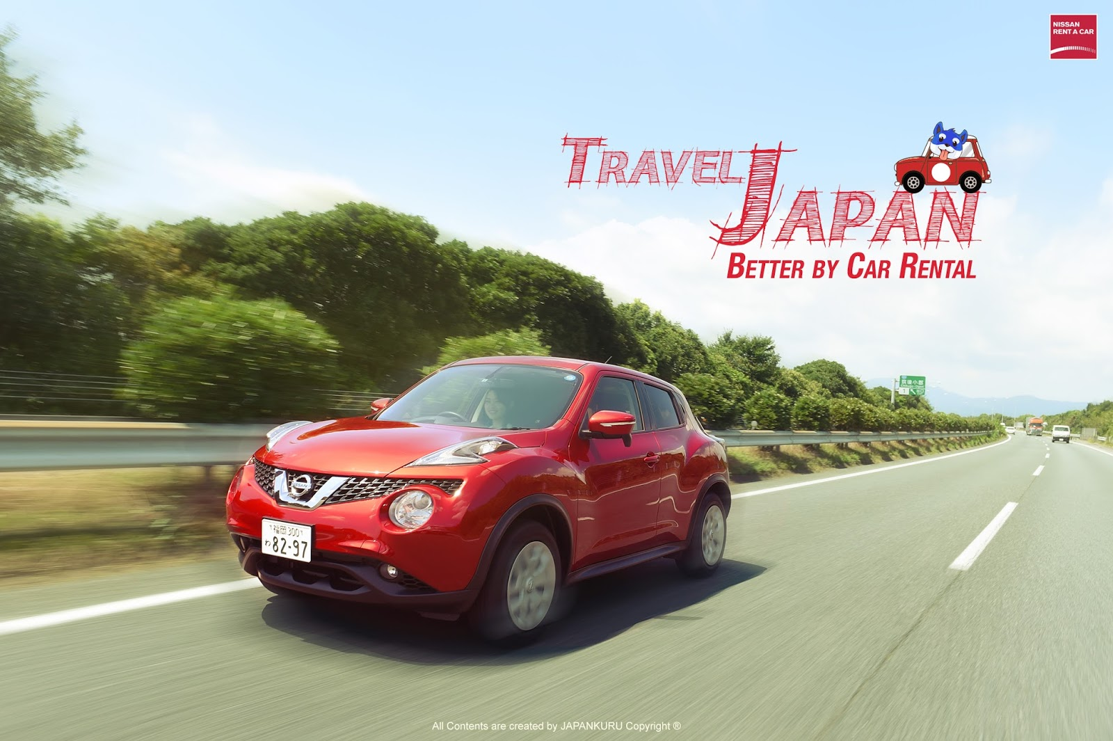 Places To Rent A Car: JAPANKURU: Exciting Places To Drive In Japan 🚗 Road Trip