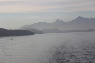Seabourn Sojourn in Alaska - Part I (Getting There)