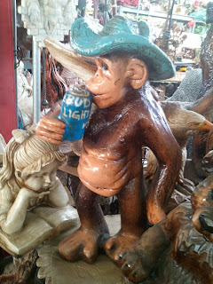 Are absolutely Monkey piss beer speaking