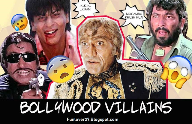 Top 10 Most Popular Villain Characters in Bollywood History