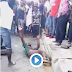 UPDATE: Here Is The Video of 7 year-old Boy Burnt to Death for Stealing Garri in Lagos [VIDEO]