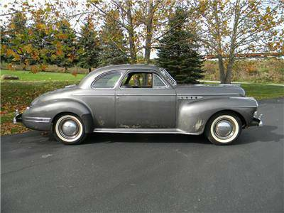 1941 Buick Super 5-Passenger Sport Coupe For Sale