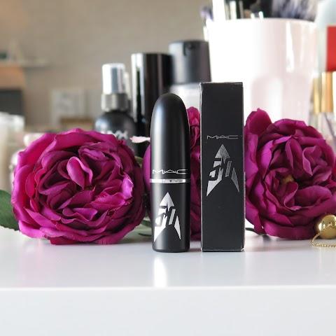 MAC Star trec lipstick KLING-IT-ON Lūpų dažai
