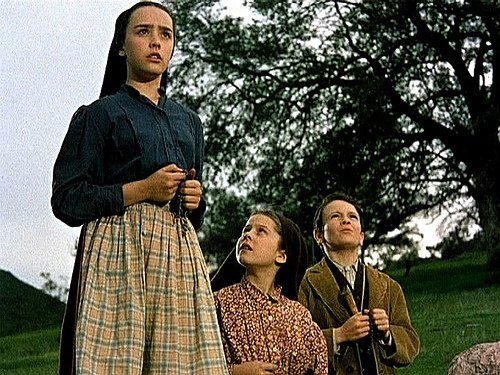 Another Old Movie Blog The Miracle Of Our Lady Of Fatima 1952