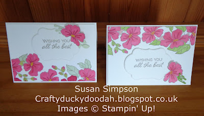 Craftyduckydoodah!, Blended Seasons, Stitched Seasons Framelits Dies, Stampin' Up! UK Independent  Demonstrator Susan Simpson, Supplies available 24/7 from my online store,
