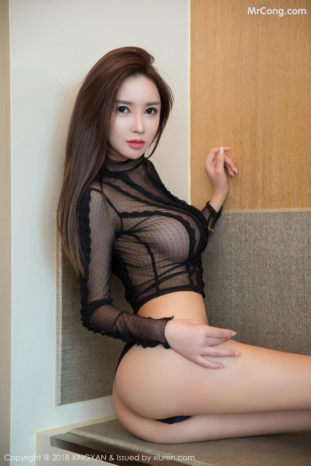 Image XingYan-Vol.089-Zhao-Xin-Yue-MrCong.com-001 in post XingYan Vol.089: Người mẫu Zhao Xin Yue (赵馨悦) (38 ảnh)