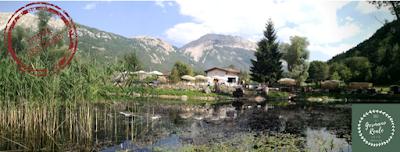 Area naturalistica Oasi del Germano reale a Campo di Giove.