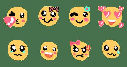 Emojis feelings