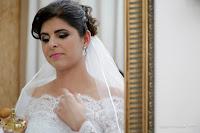 Fotografia de Casamento, Magali e Leandro em Igreja Santa Rosa e Salão Flamingo Poá - SP Dia de Noiva Bella Donna, Vestido de Noiva
