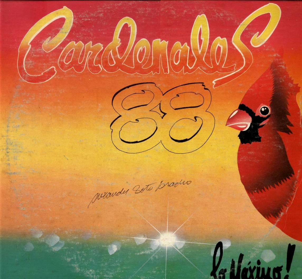 la florecita cardenales del exito