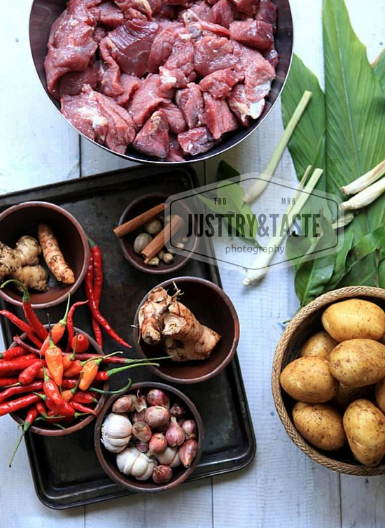 Resep Rendang 'Nendang' Made by Endang