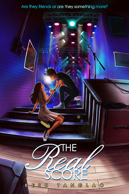 The Real Score Blog Tour: Excerpt Reveal + Giveaway