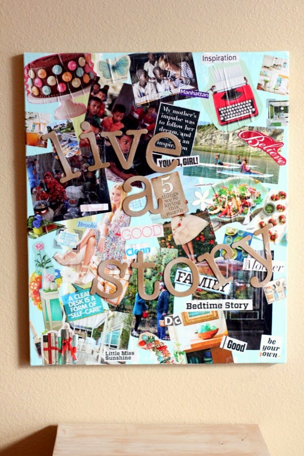 Look What Yoly Did VISION BOARD IDEAS