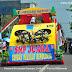"""Peserta no.15 """"SMP Negeri 4 Kepanjen"""" Karnaval Kecamatan Kepanjen 2016"""