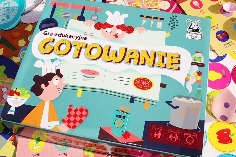 Gotowanie, czyli edukacyjna gra dla dzieci - recenzja