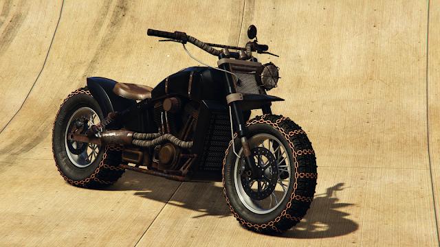 Deathbike GTA