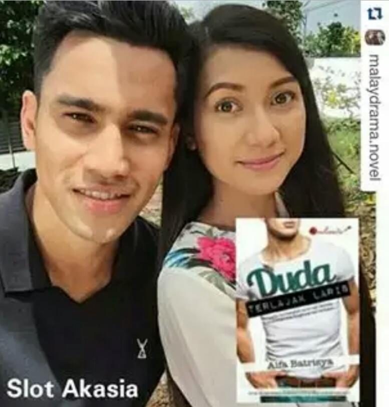 Drama Adaptasi Novel Terbaru Di Slot Akasia, Duda Terlajak Laris