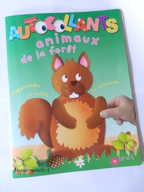 || Animaux de la forêt (Présentation & Avis)(Chut, les enfants lisent #26)